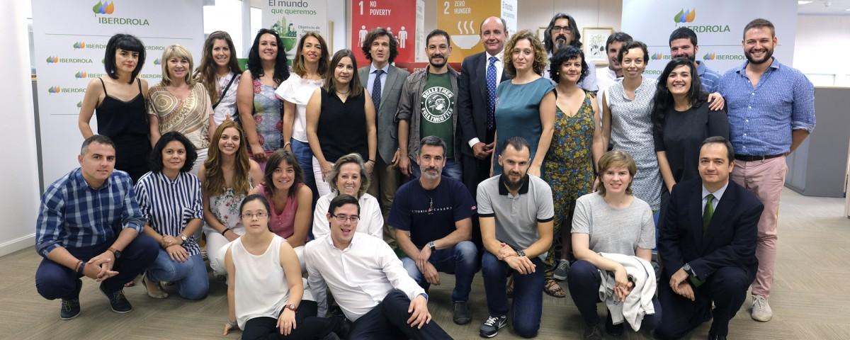 MADRID. 8-6-17. SEGUNDA JORNADA CON ENTIDADES SOCIALES. FOTO: JOSE RAMON LADRA.