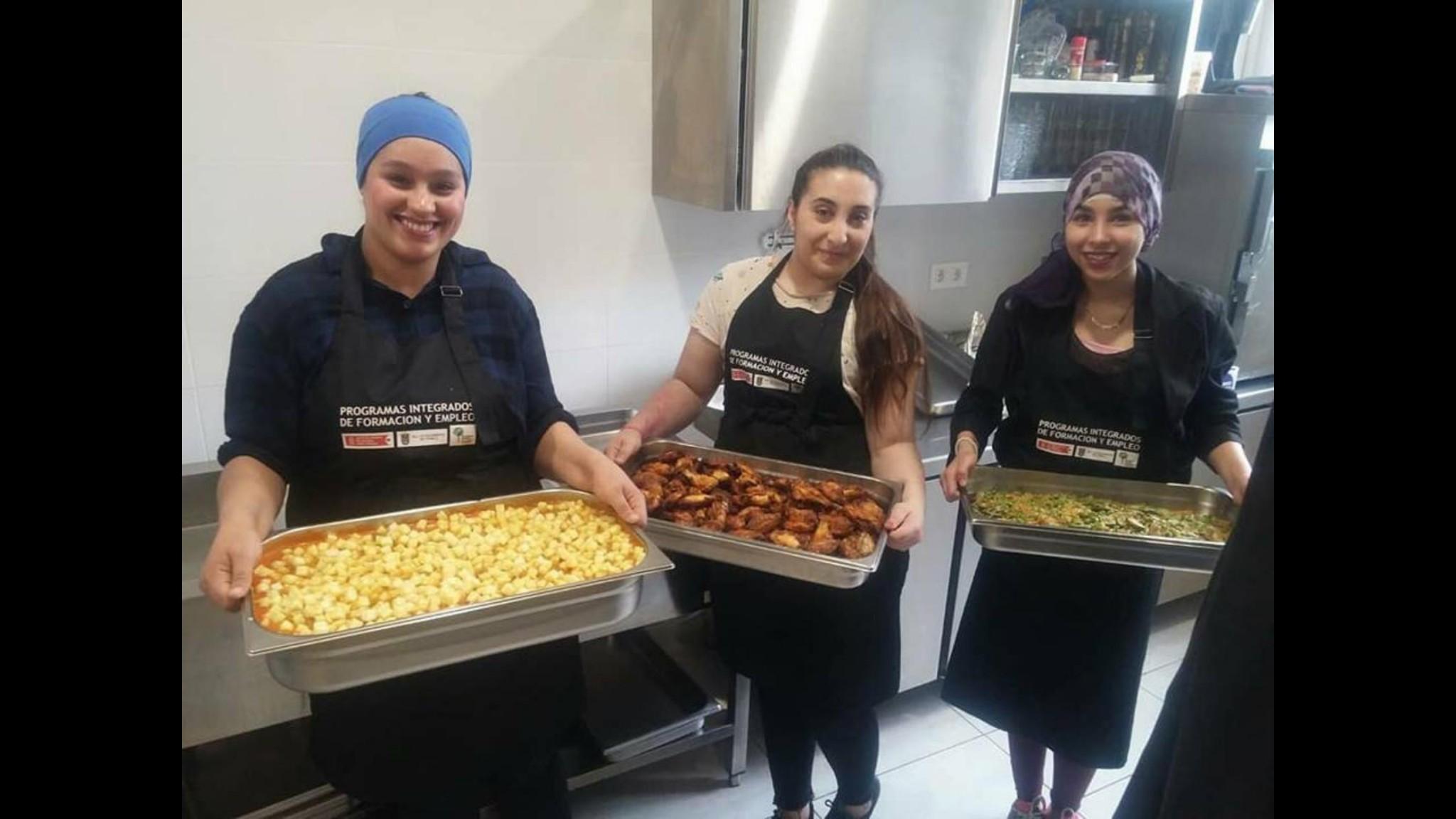 Fundación Ilundain realiza PIFES tanto en la Comarca de Pamplona como en Tudela