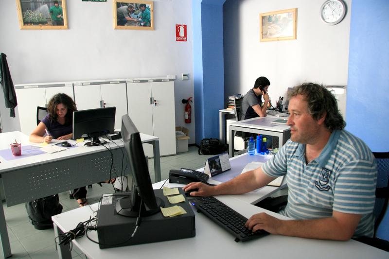La orientación se realiza en 17 localidades de Navarra distintas